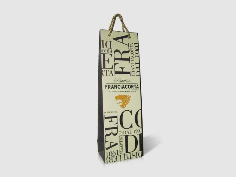 Sacchetto per vino Franciacorta