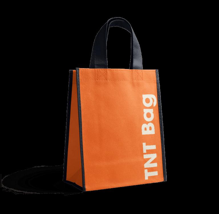 Shopping bag in tessuto non tessuto personalizzata